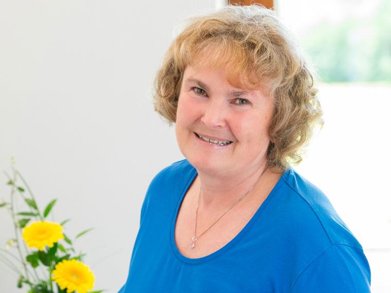 Gabriele Buchenberg, Medizinische Fachangestellte