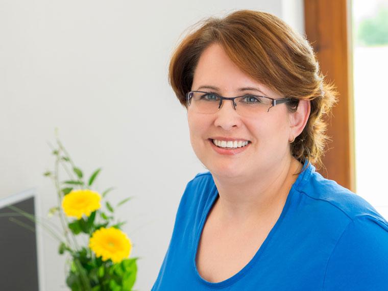 Sarah Hösle, Medizinische Fachangestellte und Versorgungsassistentin (VERAH)